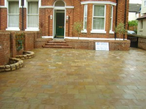 paving contractor southport