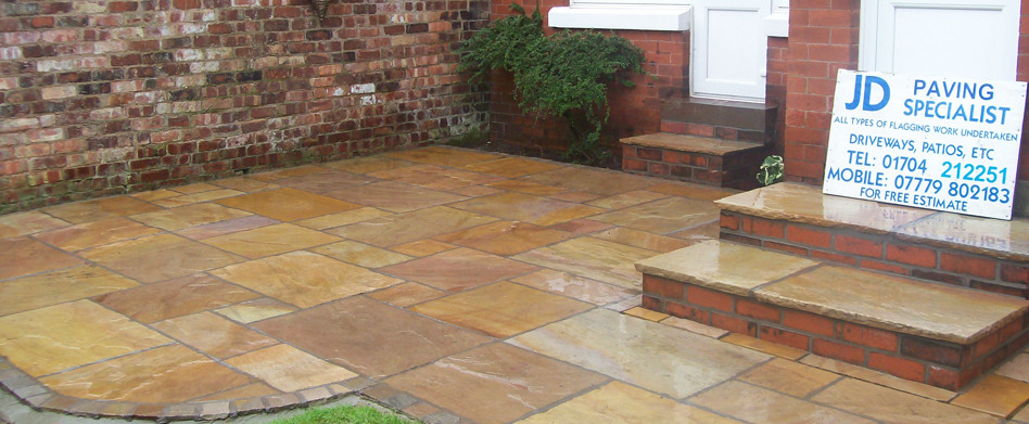 paving slabs southport
